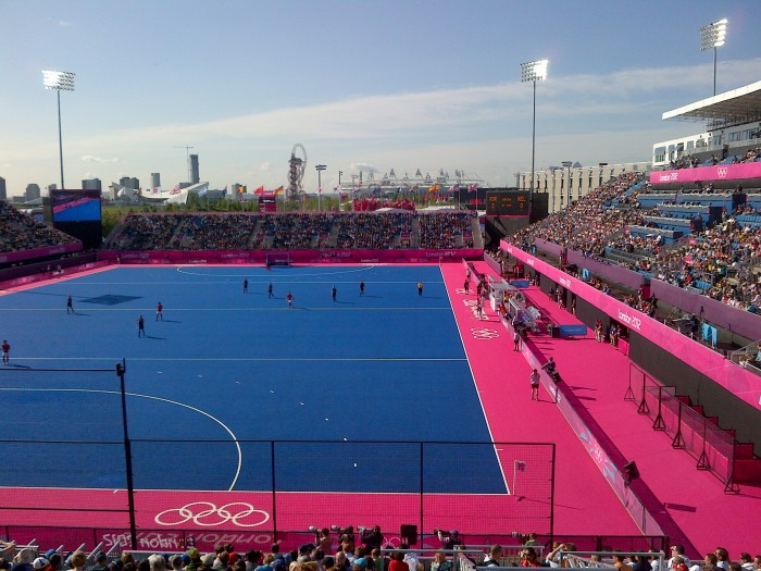 Olympic Hockey London 2012 Michael Absalom