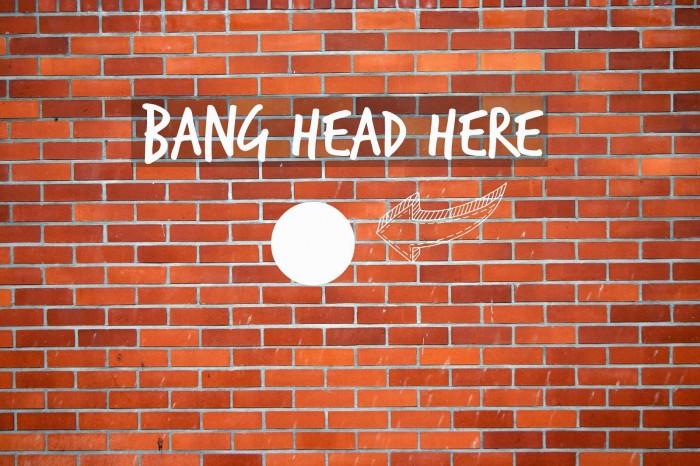 bang-head-against-brick-wall